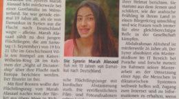 Westfälische Nachrichten, 31.08.16