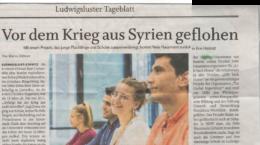 Artikel Ludwigslust Tageblatt